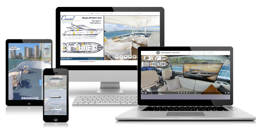 Yachts Web Services